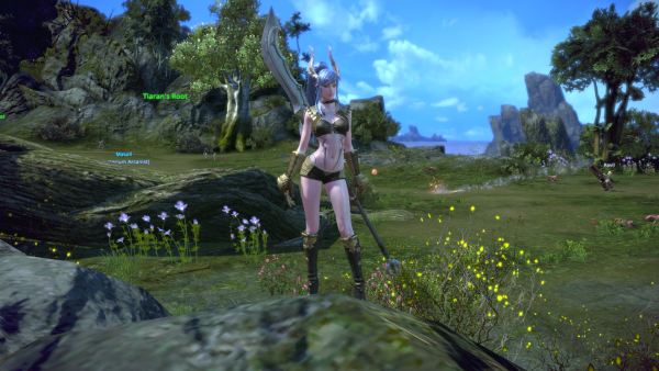 MMORPGs: Apresentando TERA Online | Playing a Lot